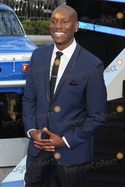 Tyrese Photo - London UK Tyrese Gibson at the World Premiere of Fast and Furious 6 at the Empire Cinema Leicester Square  7th May 2013Matt LewisLandmark Media