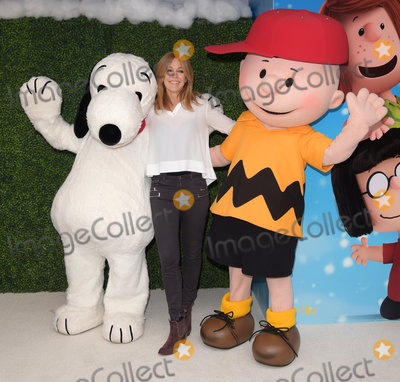 Charlie Brown Photo - London UK  Helen Fospero  at The UK Gala Screening of Snoopy and Charlie Brown at  The Peanuts Movie at Vue West End Leicester Square London on Saturday 28 November 2015Ref LMK392-58951-291115Vivienne VincentLandmark Media WWWLMKMEDIACOM