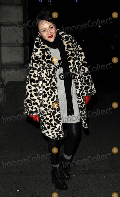 Jamie Winstone Photo - London UK Jamie Winstone at the Somerset House Ice Rink VIP opening  Somerset House  the Strand 22nd November 2010Can NguyenLandmark Media