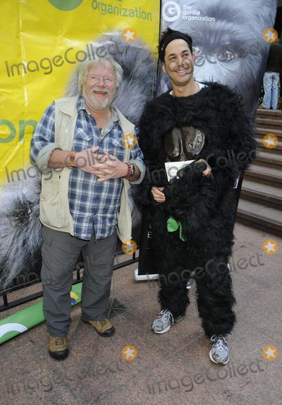 Adam Garcia Photo - London UK Bill Oddie and Adam Garcia at The Great Gorilla RunCity of London   22nd September 2012 Matt LewisLandmark Media
