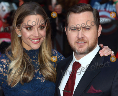 AJ Buckley Photo - London UK Abigail Ochse and AJ Buckley at Captain America Civil War UK Premiere at the Vue Westfield Shopping Centre London on April 26th 2016Ref LMK73-60233-270416Keith MayhewLandmark Media WWWLMKMEDIACOM