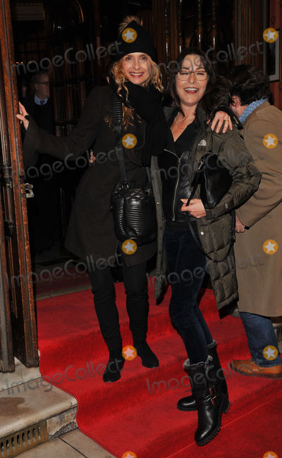 Maryam DAbo Photo - London UK  160216Maryam dAbo  Amanda Donohoe at the Mrs Henderson Presents press night Noel Coward Theatre St Martins Lane14 January 2016Ref LMK315-60207-170216Can NguyenLandmark MediaWWWLMKMEDIACOM