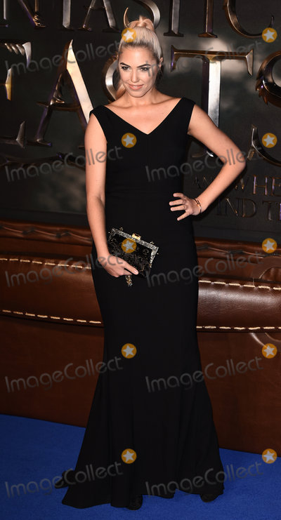 Amber Le Bon Photo - London UK Amber Le Bon at The European Premiere of Fantastic Beasts And Where To Find Them held at Odeon Leicester Square London on Tues 15 November 2016Ref LMK392-62756-161116Vivienne VincentLandmark Media WWWLMKMEDIACOM