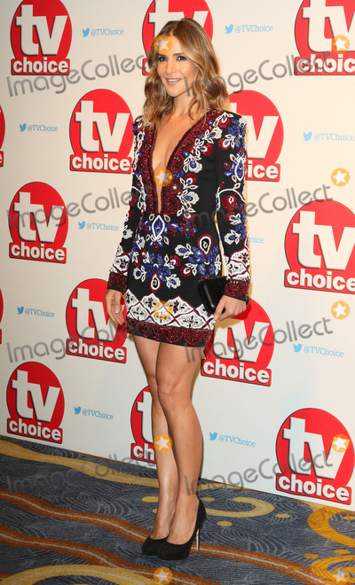 Amanda Byram Photo - London UK Amanda Byram at TV Choice Awards at the Park Lane Hilton London on September 7th 2015Ref LMK73-58113-080915Keith MayhewLandmark Media WWWLMKMEDIACOM