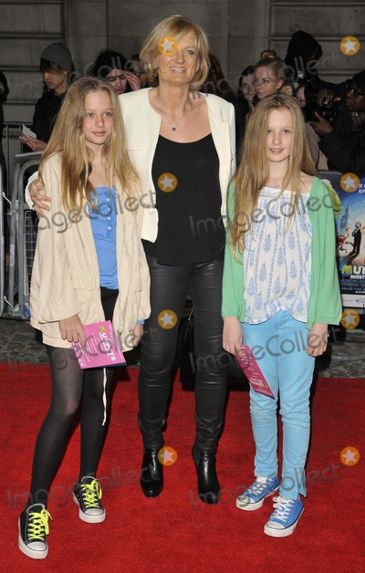Alice Beer Photo - London UK Alice Beer  her daughters  at the VIP screening of The Muppets Most Wanted at The Curzon Mayfair in London on March 24 2014Ref LMK315-47972-250312Can NguyenLandmark MediaWWWLMKMEDIACOM