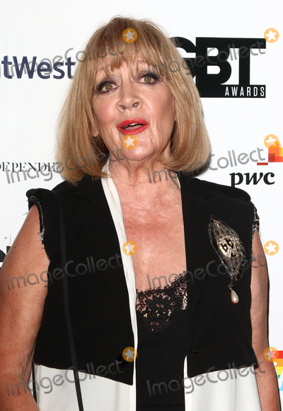 Amanda Barrie Photo - LondonUK Amanda Barrie at the The British LBGT Awards at the Grand Connaught Rooms Covent Garden London 12th May 2017RefLMK73-S235-130417Keith MayhewLandmark MediaWWWLMKMEDIACOM