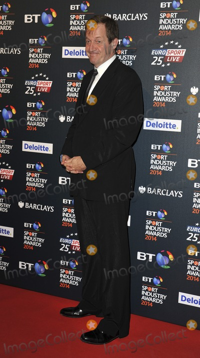 Alastair Campbell Photo - London UK Alastair Campbell at the BT Sport Industry Awards at Battersea Evolution in London on May 8 2014 Ref LMK386-48413-090514Gary MitchellLandmark Media WWWLMKMEDIACOM