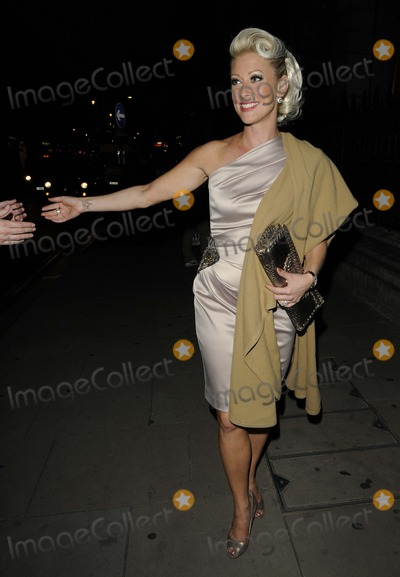 Faye Tozer Photo - LondonUK   Faye Tozerat  the UKs Creative Industries Reception Royal Academy of Arts Burlington House Piccadilly London England 30th July 2012 Can NguyenLandmark Media