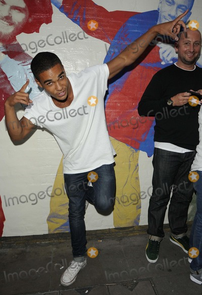 Lucien Laviscount Photo - London UK  110812Lucien Laviscount at the Puma Yard - Professor Green special performance held at The Boiler House Old Truman Brewery Brick Lane11 August 2012Can NguyenLandmark Media