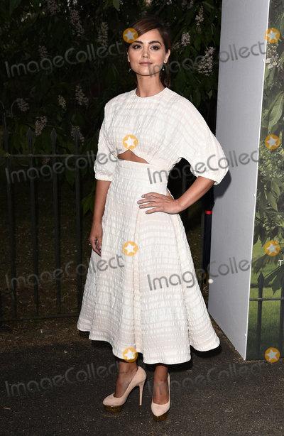 Jenna Coleman Photo - London UK   Jenna Coleman   at The Serpentine Gallery Summer Party at Kensington Gardens London 6th July 2016 Ref LMK392-60819-070716Vivienne VincentLandmark Media WWWLMKMEDIACOM