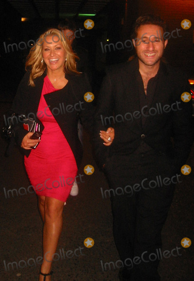 Anthony Costa Photo - London UK Singer Anastasia  and Anthony Costa Nobu Restaurant 10th September 2010 ZakLandmark Media