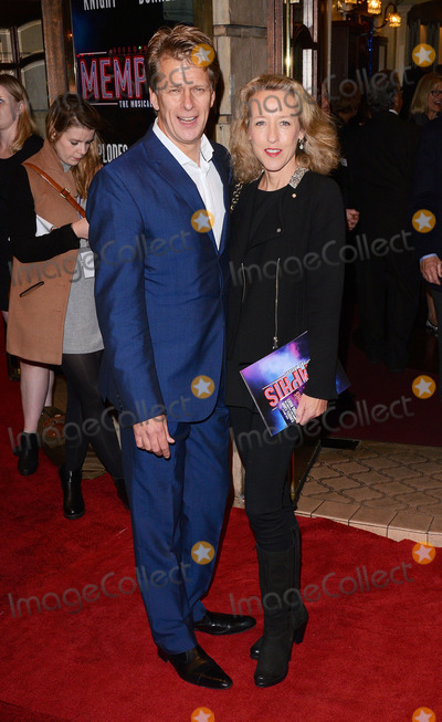 Andrew Castle Photo - London UK Andrew Castle and Sophia Castle at the Shaftesbury Theatre London on Thursday 23rd October 2014  Ref LMK392 -49901-241014Vivienne VincentLandmark Media WWWLMKMEDIACOM