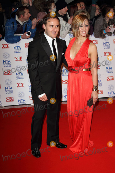 Alan Halsall Photo - London UK Alan Halsall and Lucy-Jo Hudson at the National Television Awards at the O2 Arena 23rd January 2013Keith MayhewLandmark Media