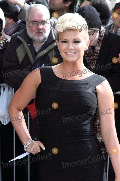 Kerry Katona Photo - London UK Kerry Katona at The TRIC Awards 2013 (Television and Radio Industries Club Awards) at the Grosvenor House Hotel Park Lane 12th March 2013Keith MayhewLandmark Media