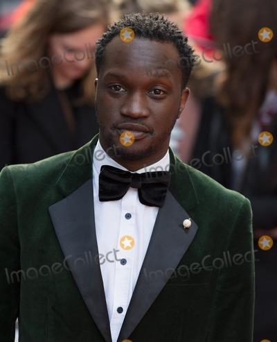 Arnold Oceng Photo - London UK Arnold Oceng  at the Jameson Empire Film Awards at the Grosvenor House Hotel in London on 29 March 2015Ref LMK12-50849-300315J AdamsLandmark MediaWWWLMKMEDIACOM