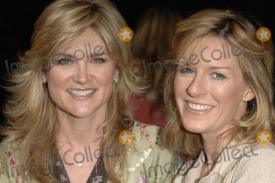 Anthea Turner Photo - London UK Anthea Turner and Andrea Catherwood attend launch of supermarkets bargain fashion line at debut catwalk show in central London 24th April 2007  Ali KadinskyLandmark Media