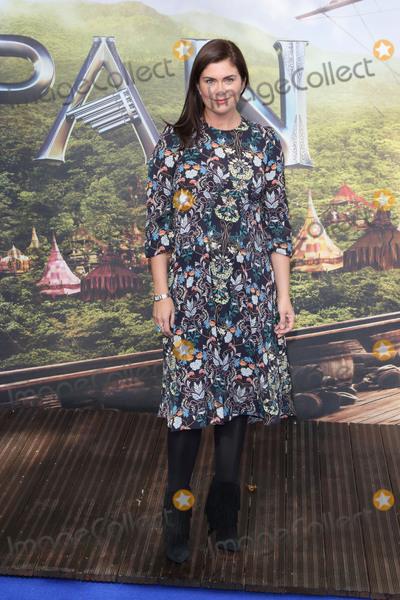 Amanda Lamb Photo - London UK Amanda Lamb at World Premiere of Pan at the Odeon Leicester Square London on September 20th 2015 Ref LMK73-58282-210915Keith MayhewLandmark Media WWWLMKMEDIACOM