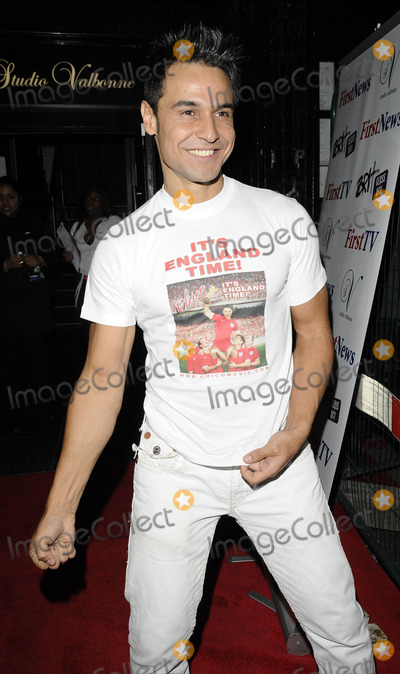 Chico Slimani Photo - London UK Chico Slimani at the First News 4th birthday party Studio Valbonne nighclub Kingly Street 10th June 2010   LMK315-21717CNUG-130610 Can NguyenLandmark Media