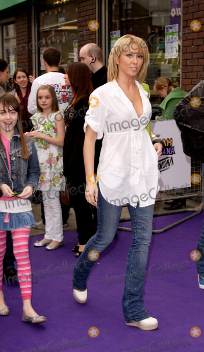 Hannah Montana Photo - London UK Jenny Frost at the Hannah Montana Live In London One off TV Special held at Koko in Camden 28th March 2007 UPDATE News confirmed that Jenny Frostis pregnant with her first child Keith MayhewLandmark Media