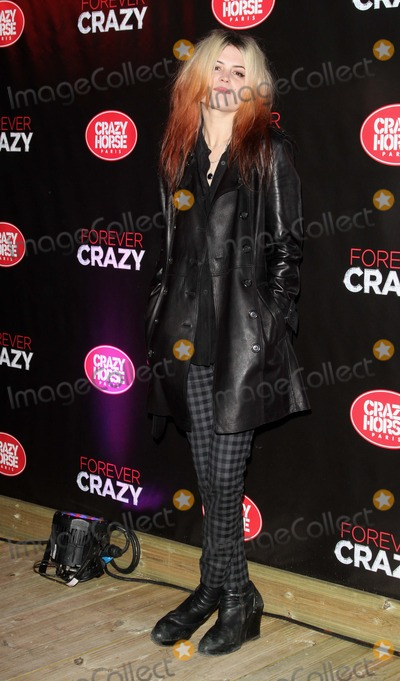Alison Mosshart Photo - Alison MosshartLondon - Forever Crazy by Crazy Horse VIP Gala Night at South Bank London - September 19th 2012 Photo by People Press