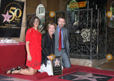 Emma Thompson Photo - Emma Thompson Maggie Gyllenhaal Hugh Lauirie Actors Emma Thompson Honored with a Star on the Hollywood Walk of Fame Hollywood CA 08-06-2010 Photo by Graham Whitby Boot-allstar-Globe Photos Inc 2010