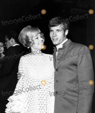 Tina Cole Photo - Tina Cole and Don Grady Attend the Photoplay Gold Medal Awards at Arthur in Hollywood 1968 1960s Supplied by Globe Photos Inc