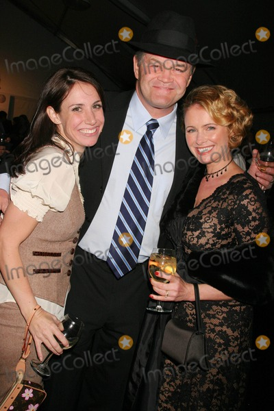 Amy Dolenz Photo - the 2008 World Magic Awards - Vip After Party Barker Hangar Santa Monica California 10-11-2008 Brandi Laplant Micky Dolenz and Daughter Ami Dolenz Photo Clinton H Wallace-photomundo-Globe Photos Inc