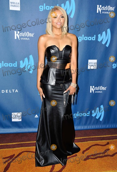 Kat Graham Photo - Kat Graham attending the 24th Annual Gladd Media Awards Held at the Jw Marriott at LA Live in Los Angeles California on April 20 2013 Photo by D Long- Globe Photos Inc