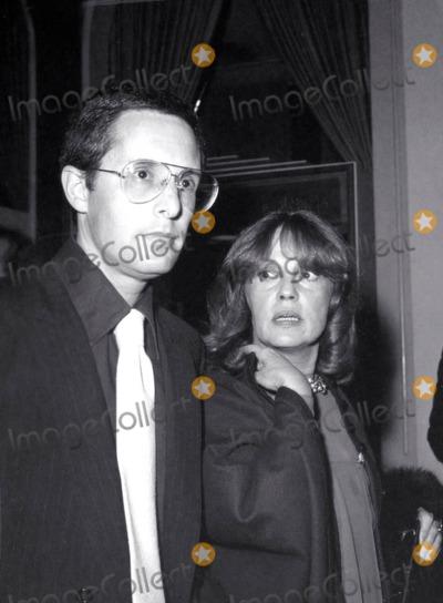 Jeanne Moreau Photo - William Friedkin Jeanne Moreau Photo Nate CutlerGlobe Photos Inc