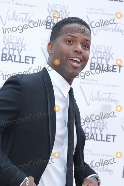 AJ Calloway Photo - The New York City Ballet Fall Gala Celebrating Valentino David H Koch Theater Lincoln Center NYC September 20 2012 Photos by Sonia Moskowitz Globe Photos Inc 2012 Aj Calloway