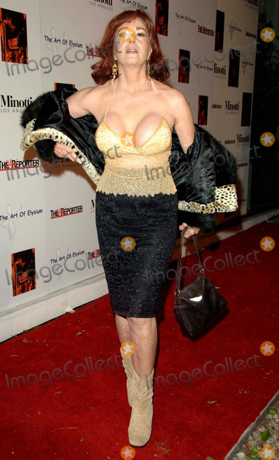 Edy Williams Photo - the Art of Elysiumannual Art Benefit Minottiwest Hollywood Ca12-02-06 Photodavid Longendyke-Globe Photos Inc 2006 Imageedy Williams