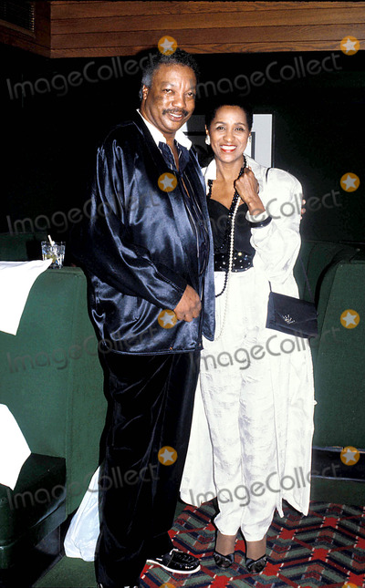 Paul Winfield Photo - Paul Winfield and Marla Gibbs Photo Jd Hall  Globe Photos Inc 1987 Paulwinfieldretro