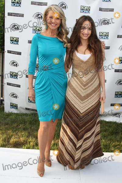 Alexa Ray Joel Photo - Sofo Goes Soho Benefit Honoring Christie Brinkley the South Fork Natural History Museum Bridgehampton NY June 16 2012 Photos by Sonia Moskowitz Globe Photos Inc 2012 Christie Brinkley and Daughter Alexa Ray Joel