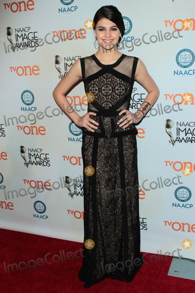 Amber Montana Photo - Amber Montana attends the 46th Naacp Image Pre-awards Ceremony Held at the Pasadena Convention Center on February 5th 2015 in Los Angelescalifornia UsaphototleopoldGlobephotos