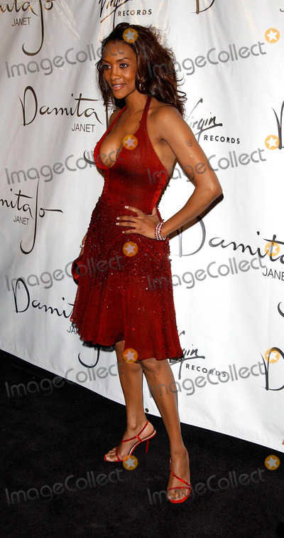 Janet Jackson Photo - a Night with Janet Damita Jo Jackson in Celebration of Janet Jacksons Career Achievements at Mortons Restaurant West Hollywood CA 03202004 Photo by Fitzroy BarrettGlobe Photos Inc 2004 Vivica a Fox