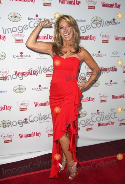 Denise Austin Photo - The 11th Annual Womans Day Red Dress Awards Jazz at Lincoln Center Time Warner Building NYC February 11 2014 Photos by Sonia Moskowitz Globe Photos Inc 2014 Denise Austin