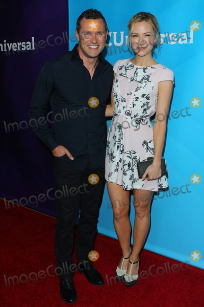 Beth Riesgraf Photo - Jason Omara Beth Riesgraf Attend NBC Universal Summer Press Day 2015 at the Langham Hotel on April 2 2015 in Pasadena California UsaphotoleopoldGlobephotos