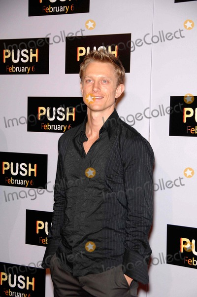Neil Jackson Photo - Neil Jackson During the Premiere of the New Movie From Summit Entertainment Push Held at the Mann Village Theatre on January 29 2009 in Los Angeles Photo Michael Germana  Superstar Images - Globe Photos