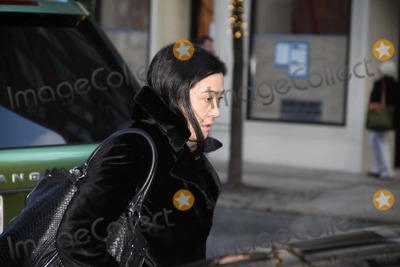 Kyoko Chan Cox Photo - Kyoko Chan Cox Daughter of Yoko Ono Leaving Nellos Restaurant on Madison Ave 12-22-10 Photo by John BarrettGlobe Photos Inc2010