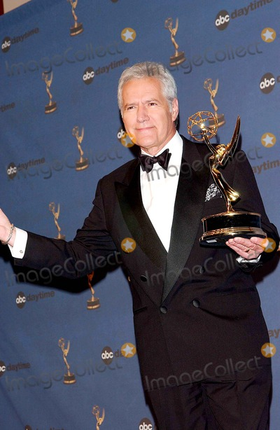 Alex Trebek Photo - Alex Trebek K47682eg the 33rd Annual Daytime Emmy Awards - Pressroom - Kodak Theater Hollywood California 04-28-2006 Photo Ed Geller - Globe Photos Inc