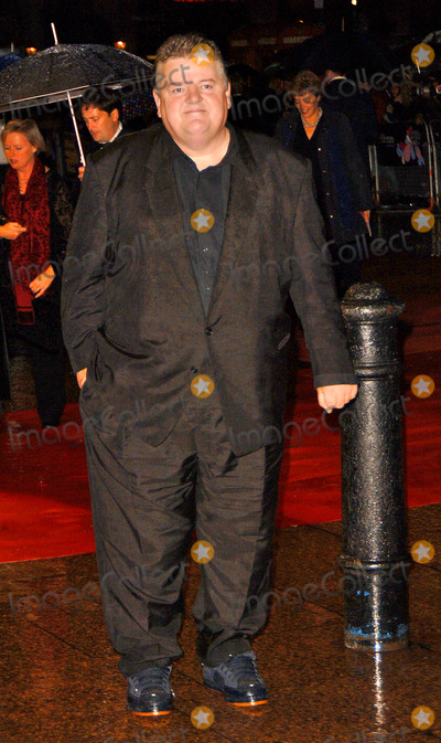 Robbie Coltrane Photo - Henry DavenportglobelinkukcomGlobe Photos Inc 001650 10-19-2005 Robbie Coltrane the Constant Gardener Uk Premiere-the Times Bfi London Film Festival 2005-odeon Leicester Square London Uk