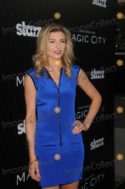 Viva Bianca Photo - Viva Bianca attending the Starz Original Series Premiere of Magic City Held at the Directors Guild of America in Hollywood California on 32012 Photo by D Long- Globe Photos Inc