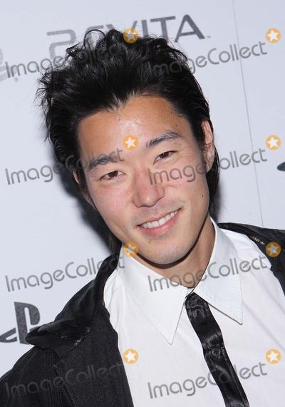 Aaron Yoo Photo - Aaron Yoo Sony Playstation Vita Portable Entertainment System Launch Held at the Warehouse Siren Studioslosangelescafebruary 15 - 2012phototleopoldGlobephotos