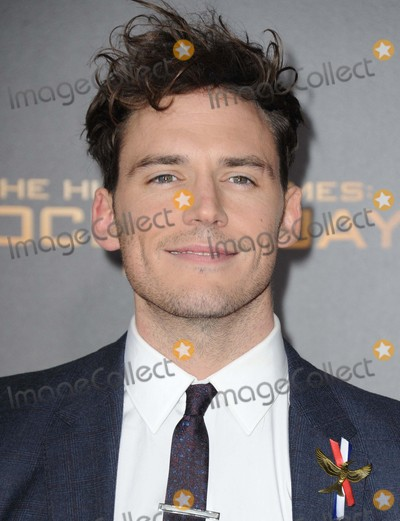 Sam Claflin Photo - Sam Claflin attending the Los Angeles Premiere of Hunger Games Mockingly Party 2 Held at the Microsoft Theater in Los Angeles California on November 16 2015 Photo by David Longendyke-Globe Photos Inc
