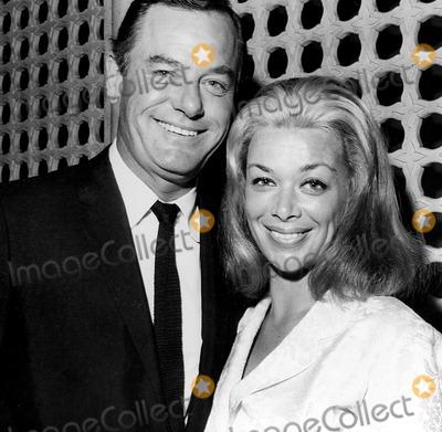 Gig Young Photo - Gig Young and Wife Photo Bynat DallingerGlobe Photos Inc