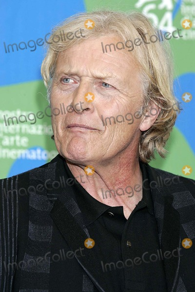 Rutger Hauer Photo - Rutger Hauer Blade Runner the Final Cut Photo Call 64th International Film Festival Venice Veniceitaly 1 September 2007 Photo by Roger Harvey-Globe Photosinc