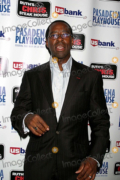 August Wilson Photo - Pasadena Playhouse Presents the Opening of August Wilsons Fences the Pasadena Playhouse Pasadena CA 09-01-2006 Courtney B Vance Photo Clinton H Wallace-photomundo-Globe Photos Inc