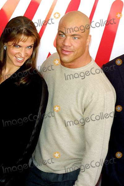 Stephanie McMahon Photo - Stephanie Mcmahon and Kurt Angle K30682jbb 2003-2004 Upn Upfront Presentation at Madison Square Garden in New York City 5152003 Photo Byjohn BarrettGlobe Photos Inc