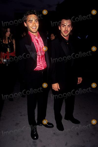 Jared Leto Photo - Apla Gucci Fashion Show in Santa Monica CA Jared Leto and Brother Shanon Photo Byfitzroy BarrettGlobe Photos Inc