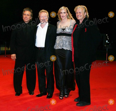 Rutger Hauer Photo - (l-r) Edward James Olmos director Ridley Scott Daryl Hannah and Rutger Hauer arriving at the film premiere of Blade Runner - The Final Cut at the 64th Film Fest in Venice Italy at Palazzo del Cinema on september 1st 2007 PHOTO BY ALEC MICHAEL-GLOBE PHOTOSINCK54366AM